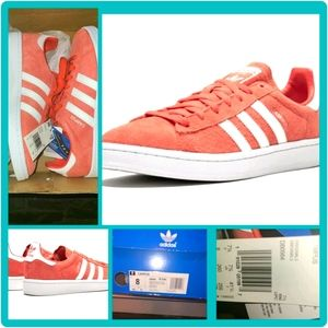 NEW WITH TAGS ADIDAS ORIGINALS CAMPUS